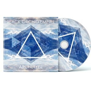 Black Orchid Empire Archetype CD Artwork