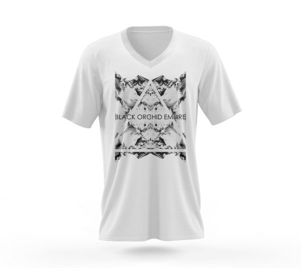 Black Orchid Empire Archetype V-Neck T-shirt
