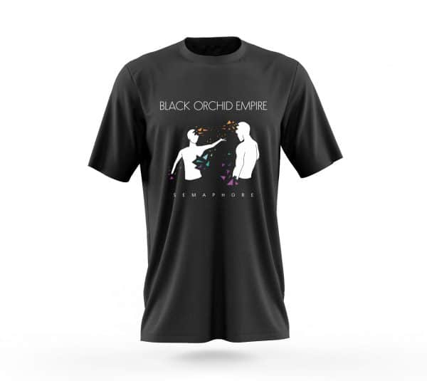 Black Orchid Empire T-Shirt Semaphore