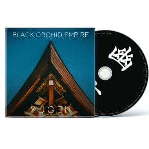 Black Orchid Empire Yugen CD Artwork